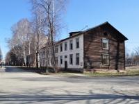 Nizhny Tagil, st Kaspiyskaya, house 26. vacant building