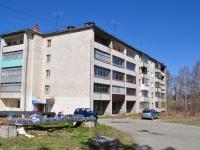 Nizhny Tagil, st Kaspiyskaya, house 1А. Apartment house