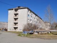 Nizhny Tagil, st Kaspiyskaya, house 3. Apartment house