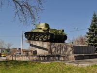 Нижний Тагил, Ленина проспект. памятник Танк Т-34