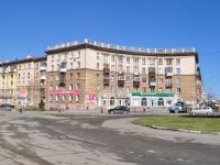 Нижний Тагил, Строителей проспект, дом 10. многоквартирный дом