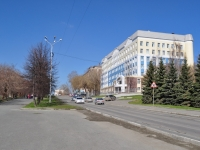 Нижний Тагил, улица Горошникова, дом 37 к.1. больница