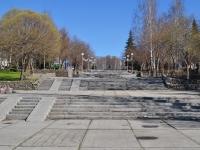 Нижний Тагил, улица Горошникова. сквер