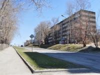 Нижний Тагил, улица Заводская, дом 3. многоквартирный дом