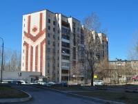 Нижний Тагил, улица Красногвардейская, дом 12. многоквартирный дом