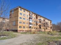 Нижний Тагил, улица Октябрьской Революции, дом 24. многоквартирный дом