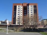 Нижний Тагил, улица Октябрьской Революции, дом 7А. многоквартирный дом