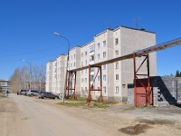 Nizhny Tagil, st Sennaya, house 2. Apartment house