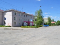 Нижний Тагил, улица Красноармейская, дом 45. многоквартирный дом