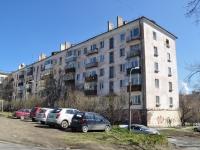 Нижний Тагил, улица Пархоменко, дом 1. многоквартирный дом