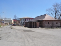 Нижний Тагил, улица Уральская, дом 2А. музей Горнозаводской Урал