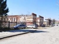 Нижний Тагил, улица Уральская. неиспользуемое здание
