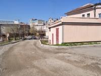Нижний Тагил, улица Огаркова. хозяйственный корпус