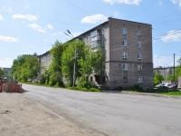 Nizhny Tagil, st Gazetnaya, house 15. Apartment house