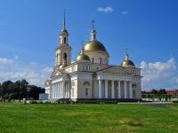 Невьянск, собор Спасо-Преображенский, улица Сквер Демидова, дом 1