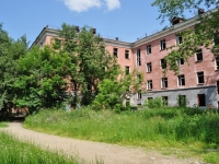 Nevyansk, Lenin st, house 1. vacant building