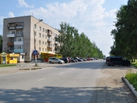 Nevyansk, Lenin st, house 30. Apartment house