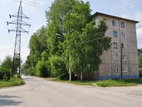 Nevyansk, Maksim Gorky st, house 19. Apartment house