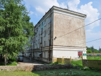 Nevyansk, Matveev st, house 1. Apartment house