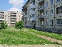 Nevyansk, st Matveev, house 28. Apartment house