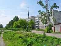 Nevyansk, Matveev st, house 29. Apartment house