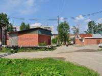 Nevyansk, st Matveev, house 30А. service building