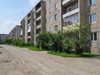 Nevyansk, Matveev st, house 30. Apartment house