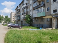 Nevyansk, Matveev st, house 32/1. Apartment house