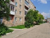 Nevyansk, Matveev st, house 34. Apartment house