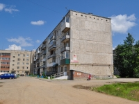 Nevyansk, Matveev st, house 38. Apartment house