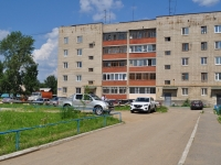Nevyansk, Matveev st, house 40. Apartment house