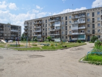 Nevyansk, Matveev st, house 42. Apartment house