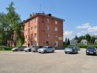 Nevyansk, st Krasnoarmeyskaya, house 2. Apartment house