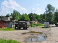 Nevyansk, st Krasnoarmeyskaya. garage (parking)