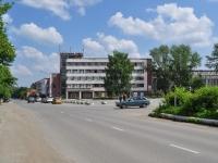 Nevyansk, factory ЗАО «Невьянский машиностроительный завод», Oktyabrsky Ave, house 2