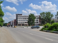 Nevyansk, 工厂(工场) ЗАО «Невьянский машиностроительный завод», Oktyabrsky Ave, 房屋 2