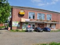 Nevyansk, st Profsoyuzov, house 2. office building