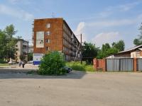 Nevyansk, Profsoyuzov st, house 13. Apartment house