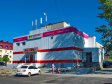 Commercial buildings of Sredneuralsk