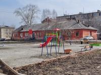 Среднеуральск, Металлистов переулок, дом 36. неиспользуемое здание