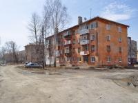 Среднеуральск, улица Бахтеева, дом 4. многоквартирный дом
