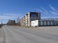 Среднеуральск, улица Бахтеева, дом 8. многоквартирный дом