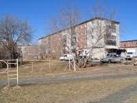 Sredneuralsk, Bakhteev st, 房屋 12А. 公寓楼