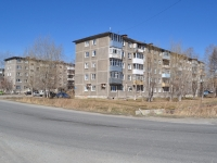 Среднеуральск, улица Бахтеева, дом 14. многоквартирный дом