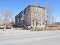 Sredneuralsk, Bakhteev st, house 14. Apartment house