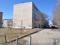 Sredneuralsk, Bakhteev st, house 16А. Apartment house