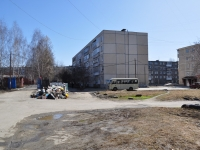 Среднеуральск, улица Бахтеева, дом 16А. многоквартирный дом