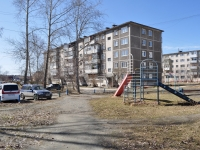 Sredneuralsk, Bakhteev st, house 16. Apartment house