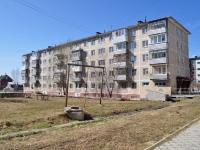 Среднеуральск, улица Бахтеева, дом 18. многоквартирный дом