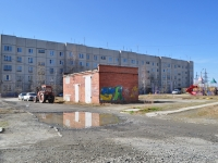 Sredneuralsk, Bakhteev st, 房屋 25А. 公寓楼